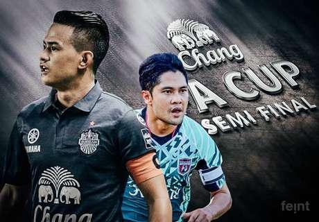Preview Chang FA Cup : บุรีรัมย์ ยูไนเต็ด - ชัยนาท ฮอร์นบิล