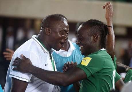 โหดต่อเนื่อง! โมเสสกดสองพาไนจีเรียทุบแอลจีเรีย 3-1 คัดบอลโลก