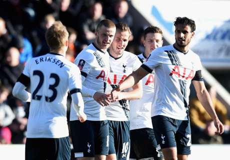 REVIEW: Tottenham Pesta Gol