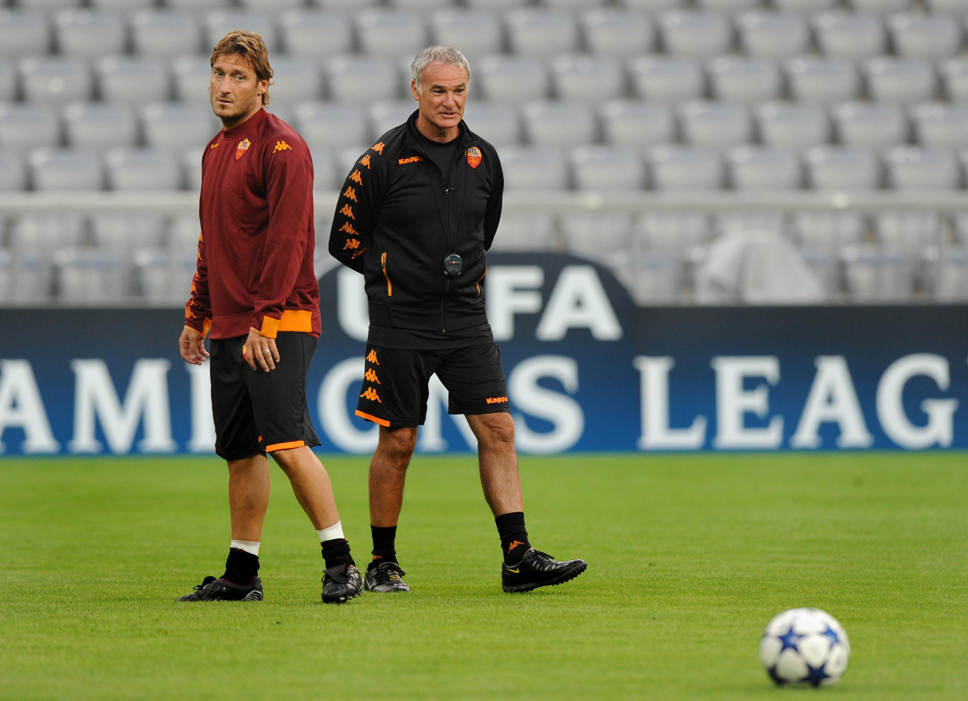 Roma, Ranieri giura fedeltà: