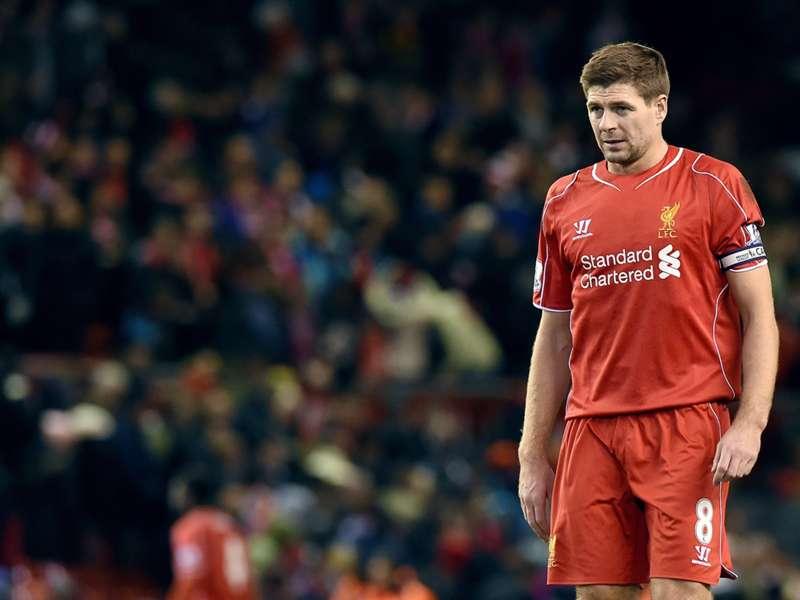 Gerrard revela que teria renovado se recebesse proposta
