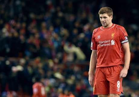 Gerrard Nikmati Piala FA Terakhir