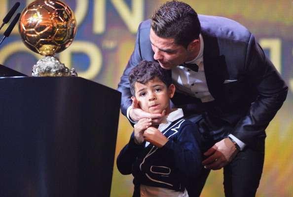 Cristiano Ronaldo - Son