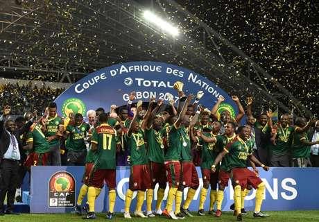Wetten: Kamerun vs. Kolumbien
