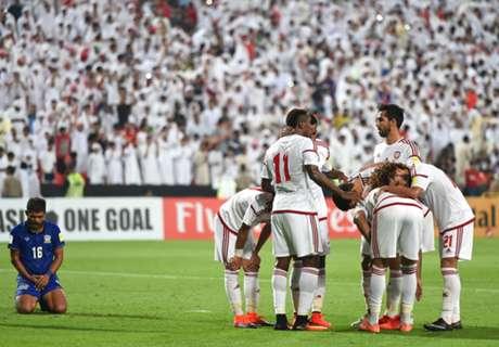 สรุปผลฟุตบอลโลกรอบคัดเลือก โซนเอเชีย 12 ทีมสุดท้าย นัดที่สาม
