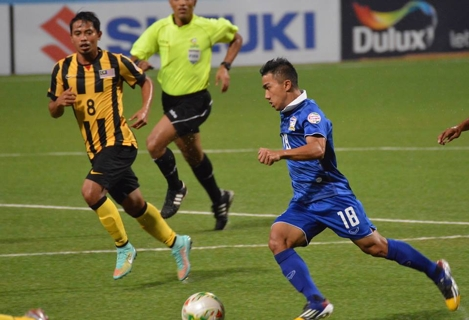 Chanathip Songkrasin AFF 2014 Best Player Nominee Chanathip Songkrasin Goalcom