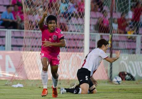 Toyota Thai League Young Player of the Week 22 : จักรกฤษณ์ เวชภิรมย์