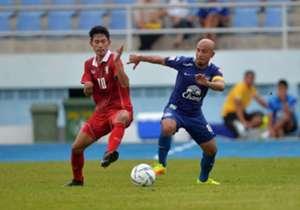 ชลบุรี เอฟซี - ทีมชาติไทย U21