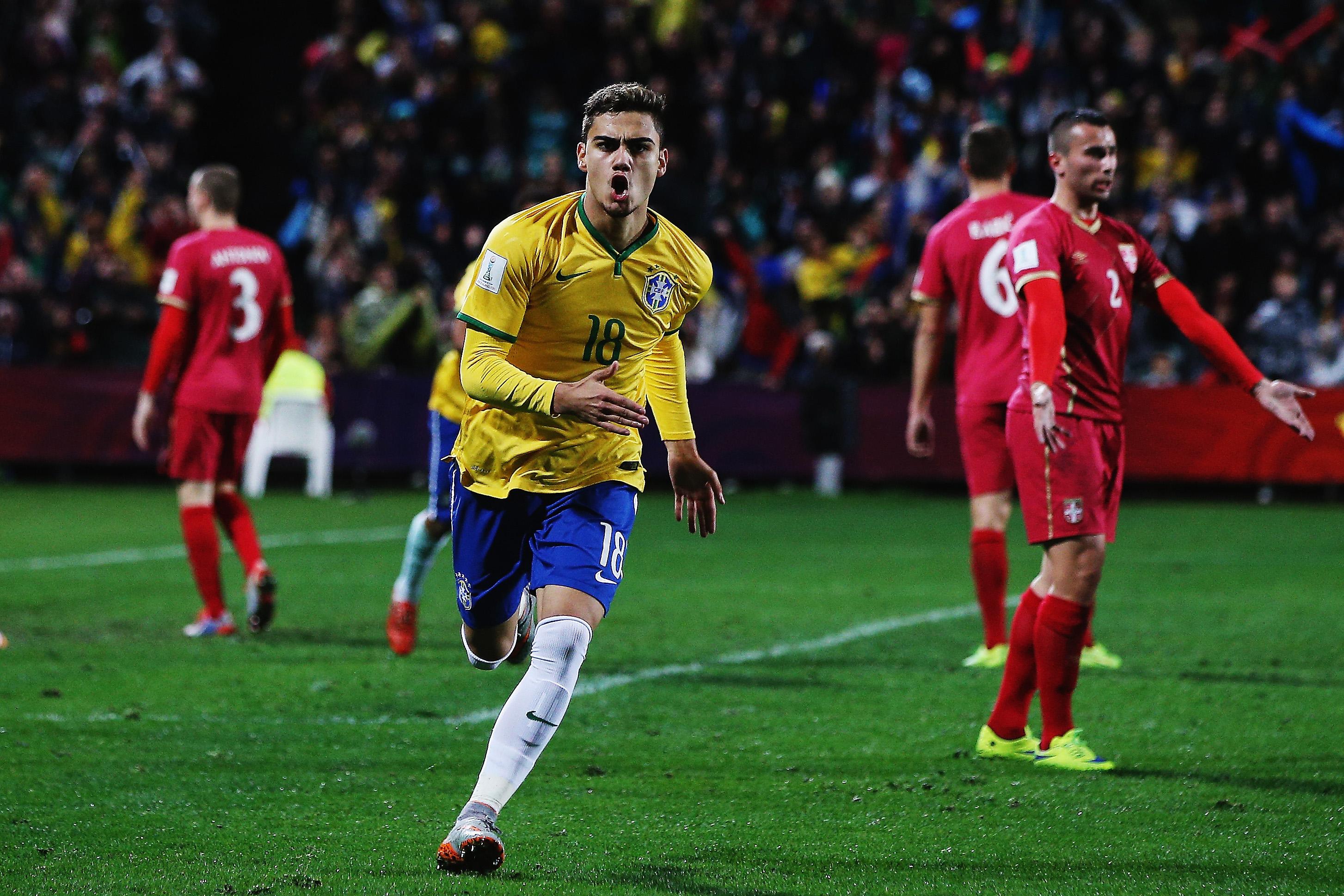 Andreas Pereira - Brazil U20
