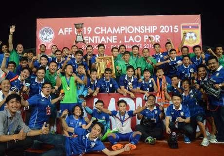 Thailand Juara Piala AFF U-19 2015