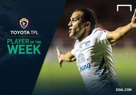 Toyota TPL Player of the Week 18 : ติอาโก้ คุนญ่า