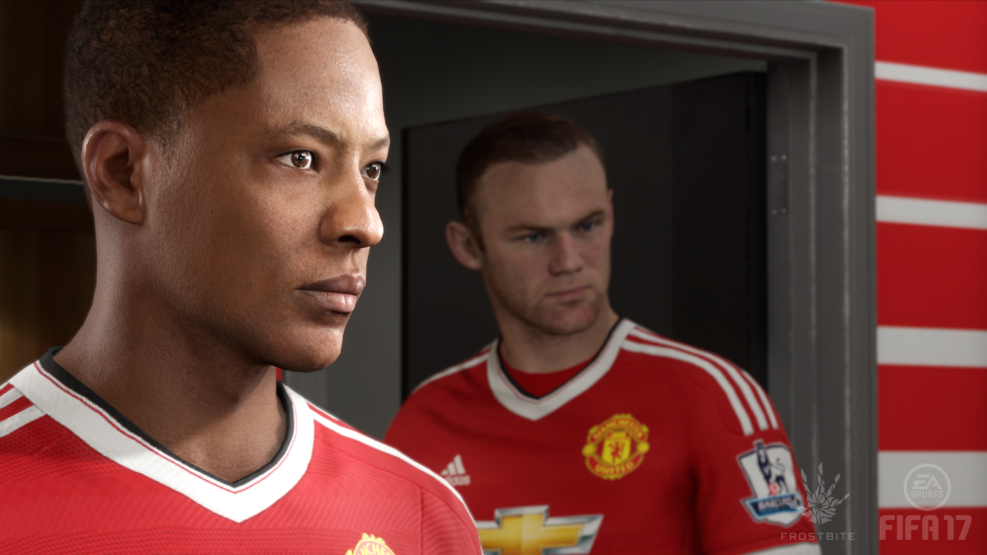 Alex Hunter - FIFA 17