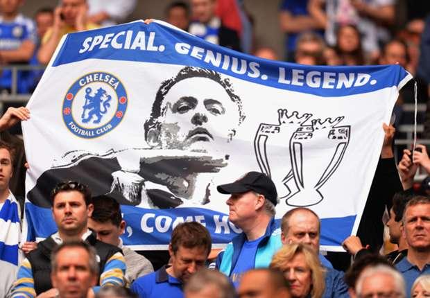 Mou buat Chelsea tak main di Eropa.