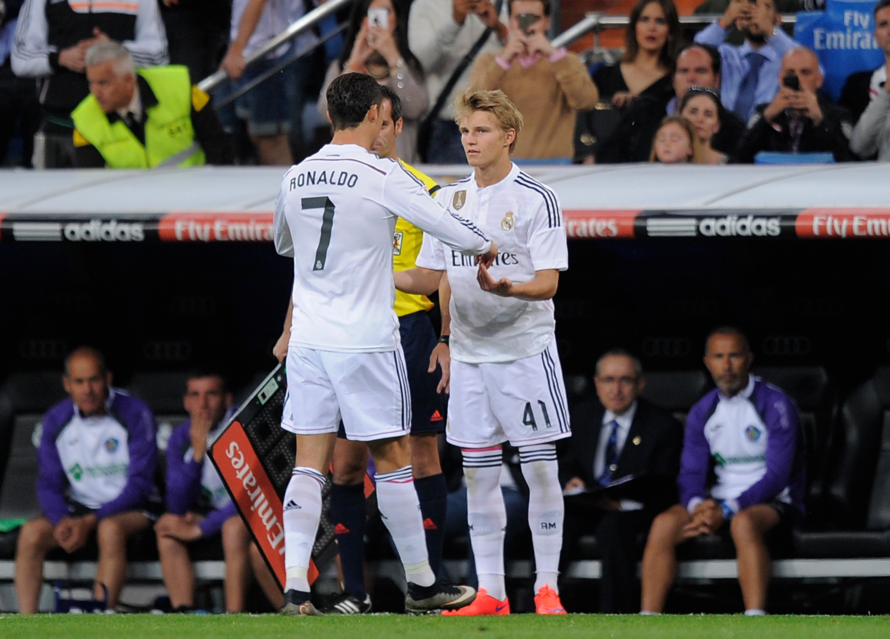 does martin odegaard have a future at real madrid