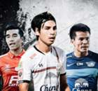 TOYOTA TPL Rank IT Up : 8 แข้งไทยไม่ขาดไม่ลาไทยลีก2015