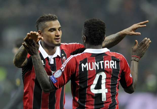 Muntari and Boateng sent home from World Cup
