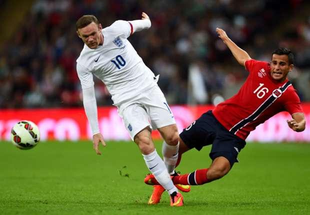 Schoss England zum Sieg: Wayne Rooney