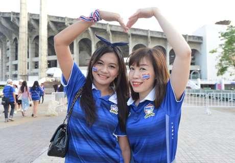 LIVE! ทีมชาติไทย - ฮ่องกง