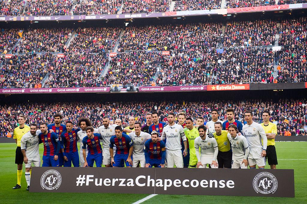 Tragédia. Barcelona convida Chapecoense para o Troféu Joan Gamper
