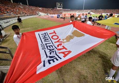 INSIDE SIAM: Toyota Thai League 2016 Round 1