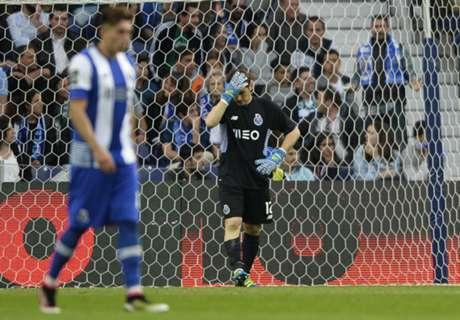 El blooper de Iker Casillas