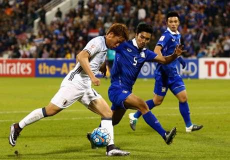 บทเรียนสำคัญ!เปิดสถิติช้างศึกหลังพ่ายญี่ปุ่น AFC U-23