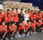 จากใจช้างศึก : รวมคำอวยพรทีมชาติไทยถึง มงคล ทศไกร