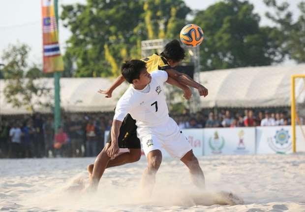 ฟุตบอลชายหาดทีมชาติไทย