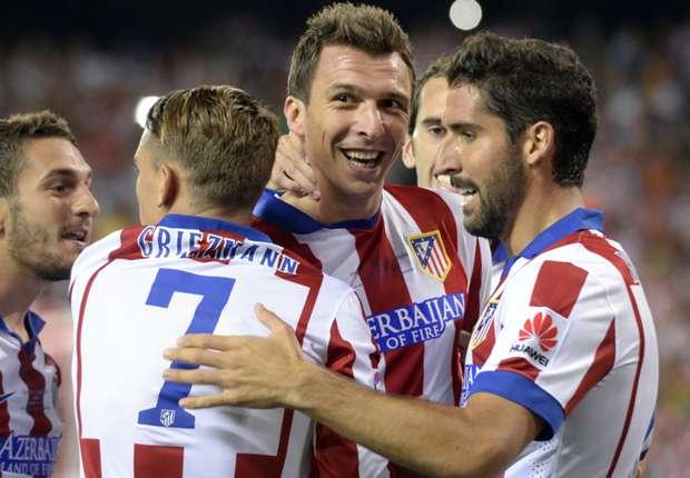 """Las reacciones del Atlético de Madrid: """"¡Que sea el primero de muchos!"""", exclama Griezmann"""