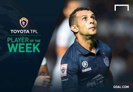 Toyota TPL Player of the Week : กิลแบร์โต มาเชนา