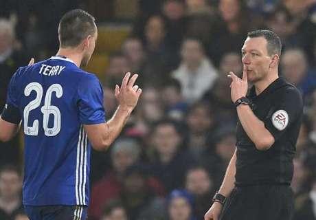 Banding Kartu Merah Terry Ditolak FA