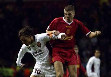 Gerrard: Totti Adalah Raja Roma