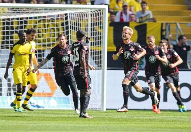 ไฮไลท์  Eintracht Frankfurt 1 - 0 Borussia Dortmund
