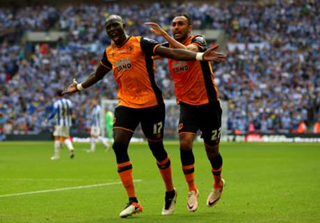 Ascenso a Premier: Hull 1-0 Sheffield