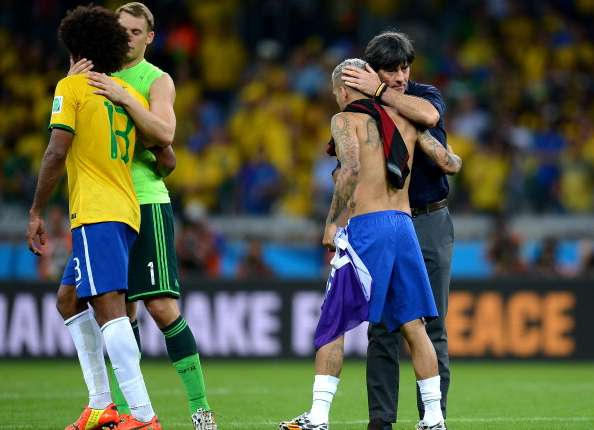 'There is no euphoria' - Low urges calm after Brazil mauling
