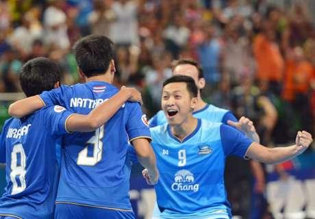 ครั้งประวัติศาสตร์! ปธ. AFC ชมฝ่ายจัดยกระดับฟุตซอลสโมสรเอเชีย