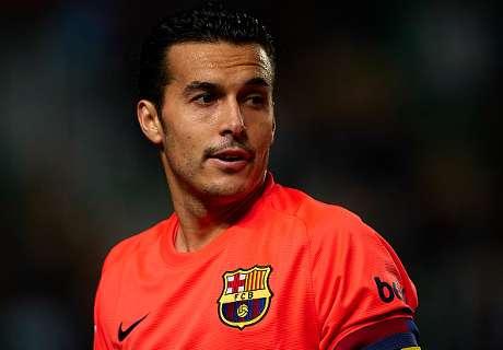 Pedro: Barcelona exit logical