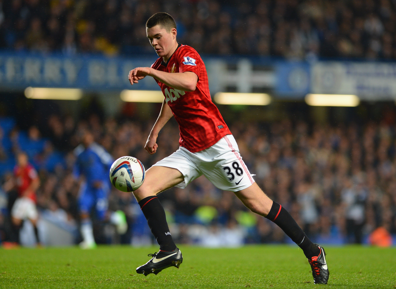Michael Keane - Manchester United