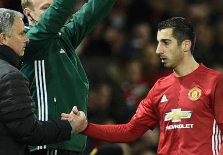 Mkhitaryan hofft auf Neustart bei United