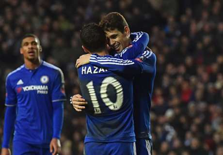 RATINGS: MK Dons 1-5 Chelsea