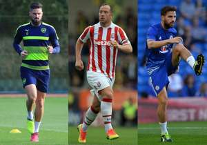 Slowest players in EPL