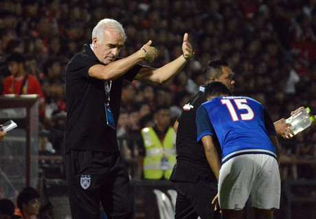 Gomez praises JDT's dedication after win over Sarawak