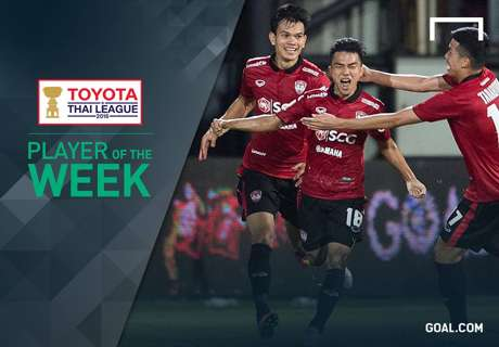 Toyota Thai League Player of the Week 24 : ชนาธิป สรงกระสินธ์
