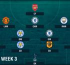 Seleção da rodada da Premier League
