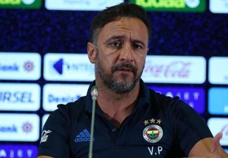 Vitor Pereira: Van Persie oynamayacak
