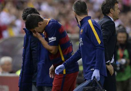 Suarez not ruled out of Copa America