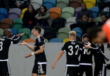 RATINGS: Sporting CP 3-1 Besiktas
