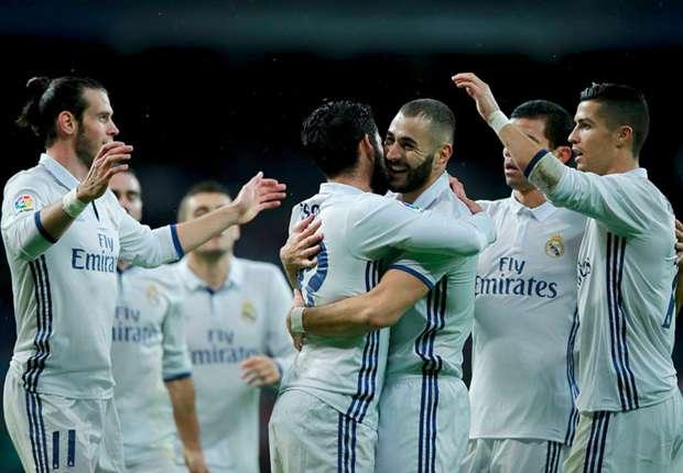 Real Madrid 2-1 Bilbao