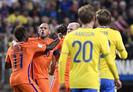 Sneijder: Belanda Harusnya Menang!