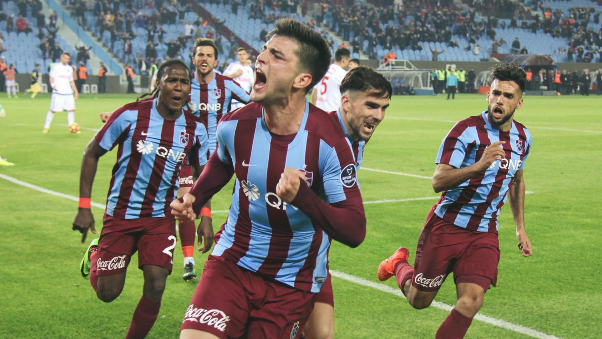 Okay Yokuslu Trabzonspor Karabukspor
